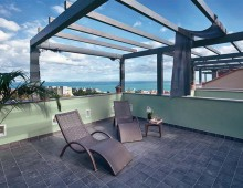 Pietra Ligure project, New Built apartments by the Ligurian sea