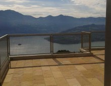 Two rooms stunning view, Iseo Lake, Italy