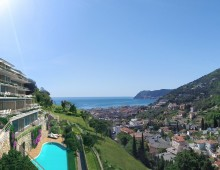 Beautiful Sea View Apartment – 1 bedroom, 1 bathroom Ground Floor, Liguria
